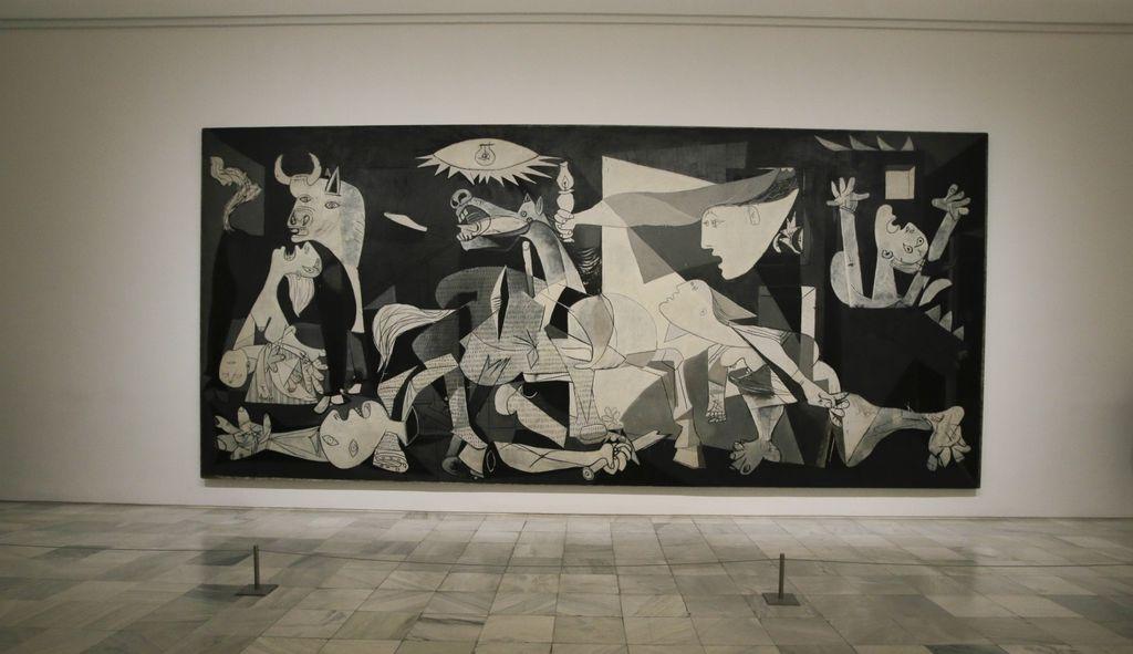 \'Guernica\' Picasso