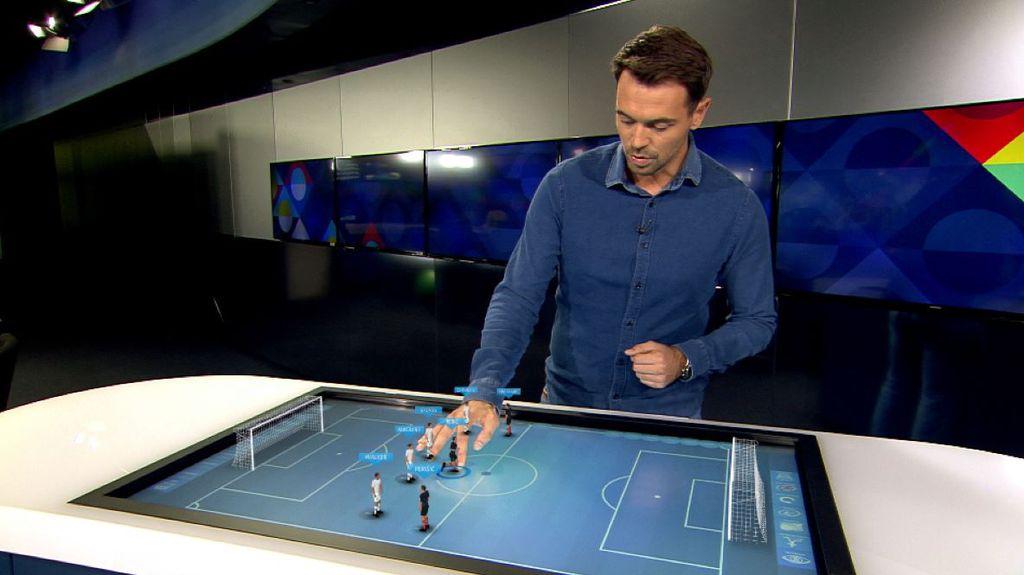 Milan Stjelja analizira utakmice Hrvatske protiv Engleske i Jordana (Foto: GOL.hr)
