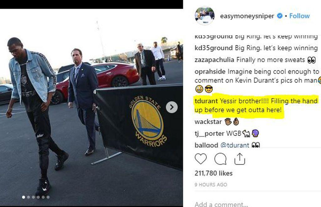 Post Durantova brata Tonyja (Screenshot)