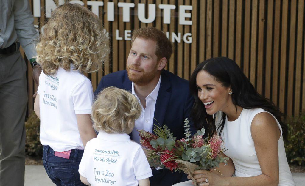 Princ Harry obožava djecu - 9