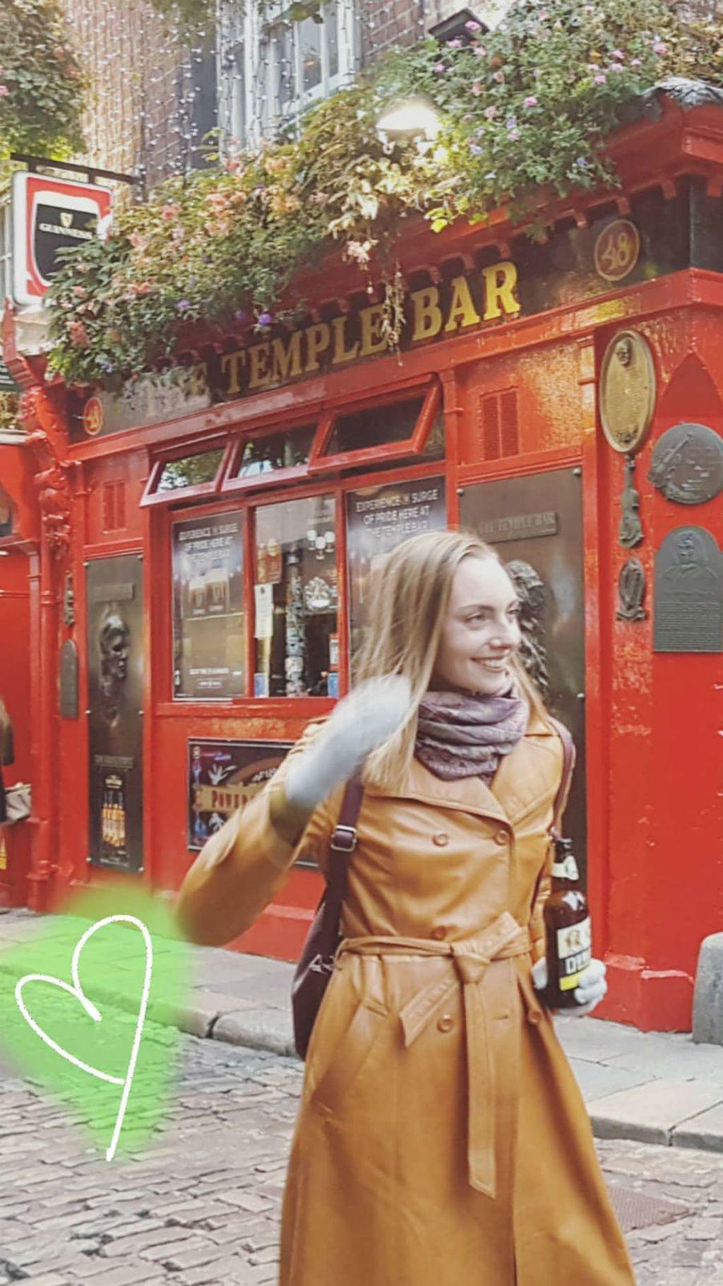 Valentina u Dublinu