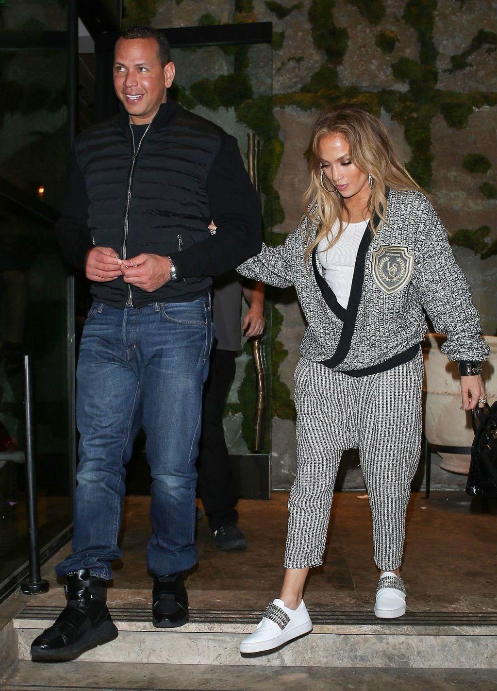 Jennifer Lopez u \'vrećastim\' hlačama