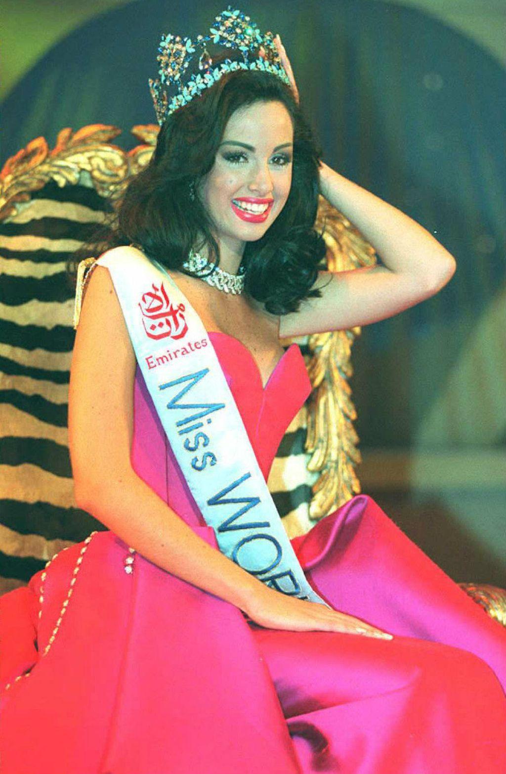Jacqueline Aguilera Marcano 1995. godine