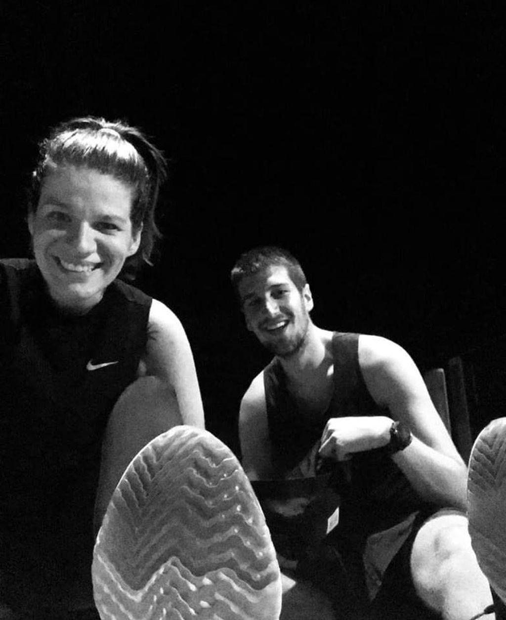 Prvi polumaraton istrčala sam s 31 godinom i s MS-om (Foto: Privatni album)