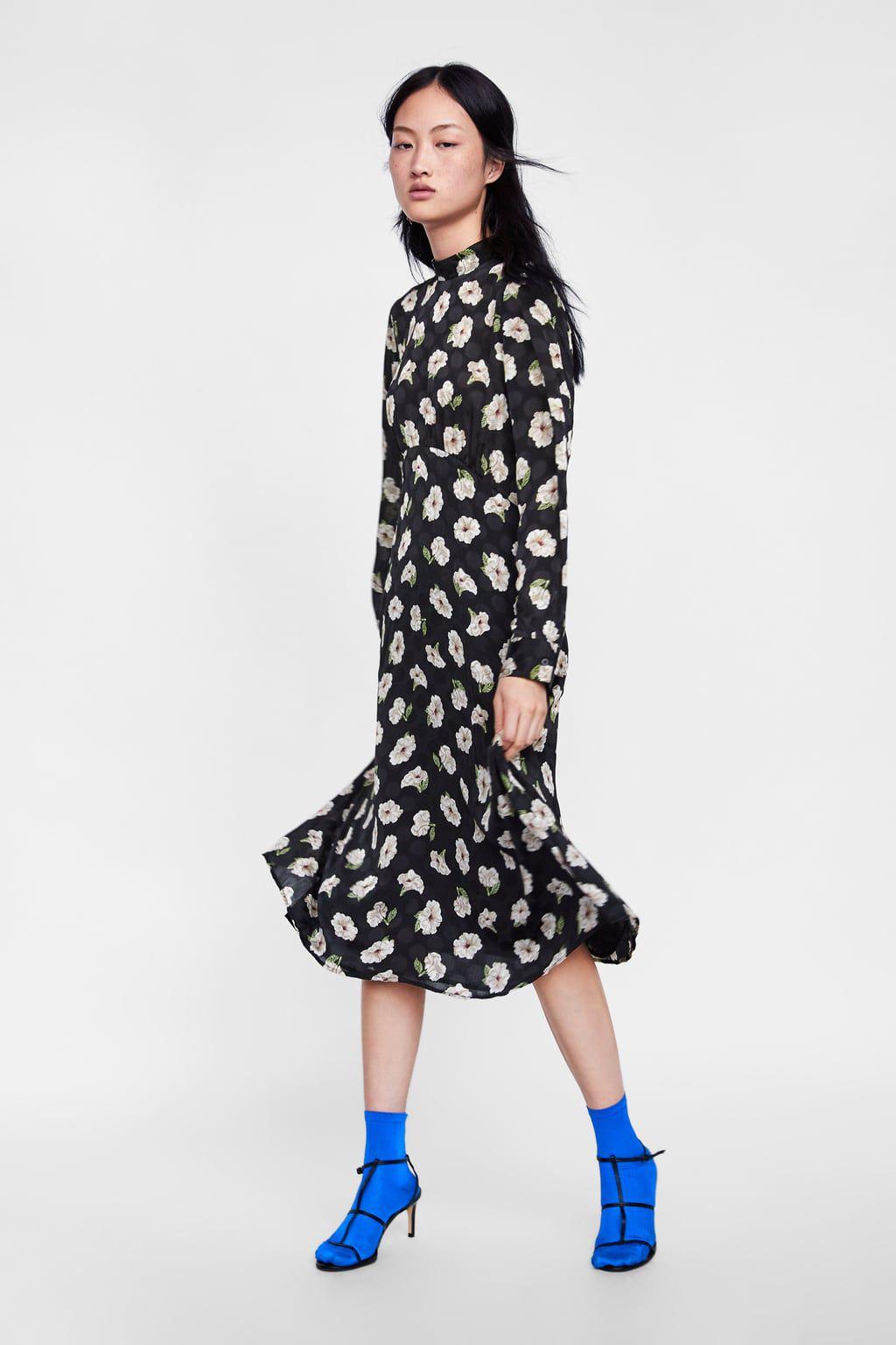 Zara haljina cvjetnog uzroka, 299,90 kuna