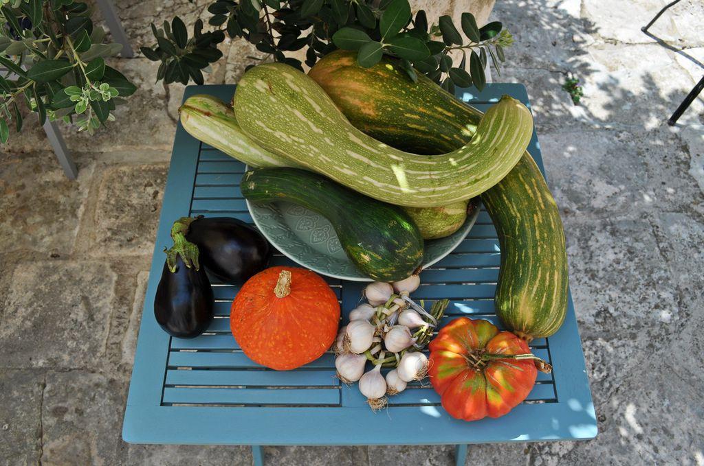 Domaće povrće
