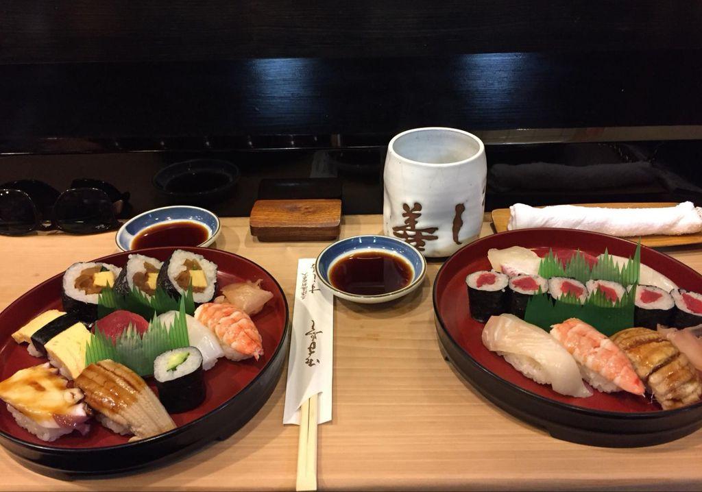 Vrijeme je za sushi
