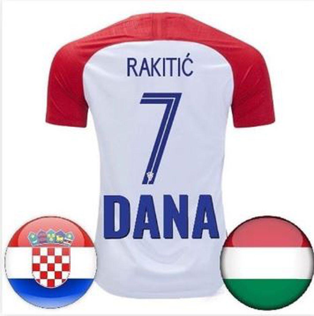 Poruka Ivana Rakitića (Screenshot)