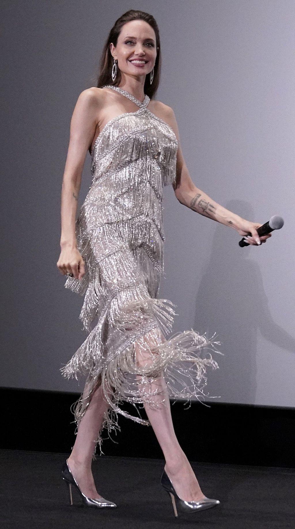 Angelina Jolie na premijeri filma \'Gospodarica zla 2\' u Tokiju - 8