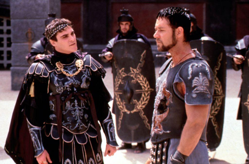 Joaquin Phoenix u Gladijatoru