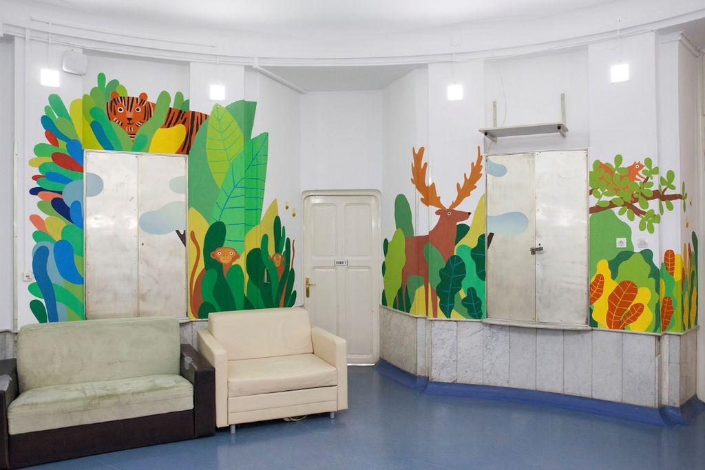 Ivana Pipal - Biljke i životinje (Klinika za dječje bolesti Zagreb)
