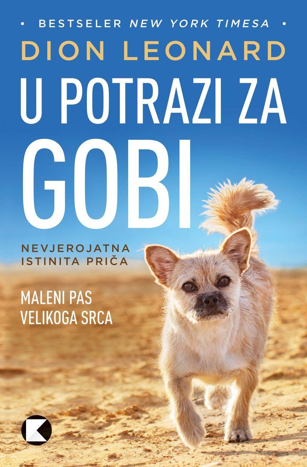 Naslovnica knjige U potrazi za Gobi