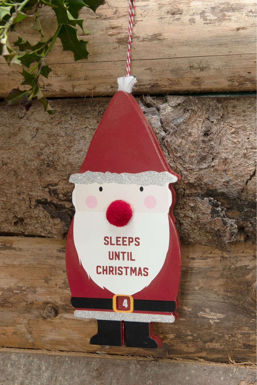 Djed Mraz koji broji dane do Božića - 3