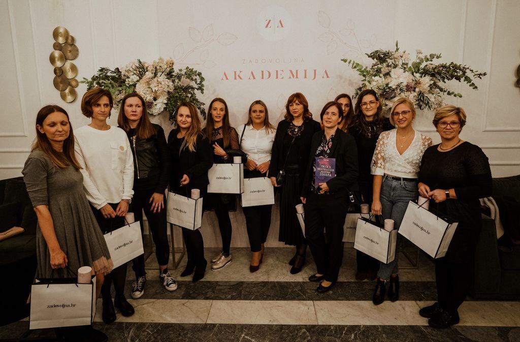Druženje s polaznicama treće sezone Zadovoljna akademije - 7