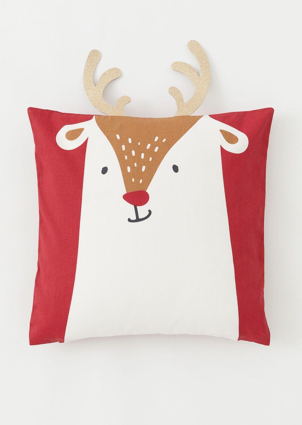Flafaste i božićne jastučnice iz trgovine H&M Home - 2