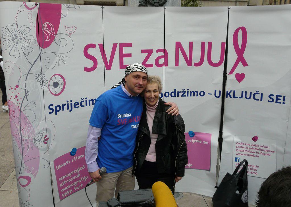 Bruno i Ljiljana 2016. godine