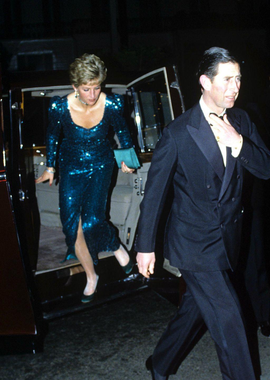 Diana u haljini Catherine Walker