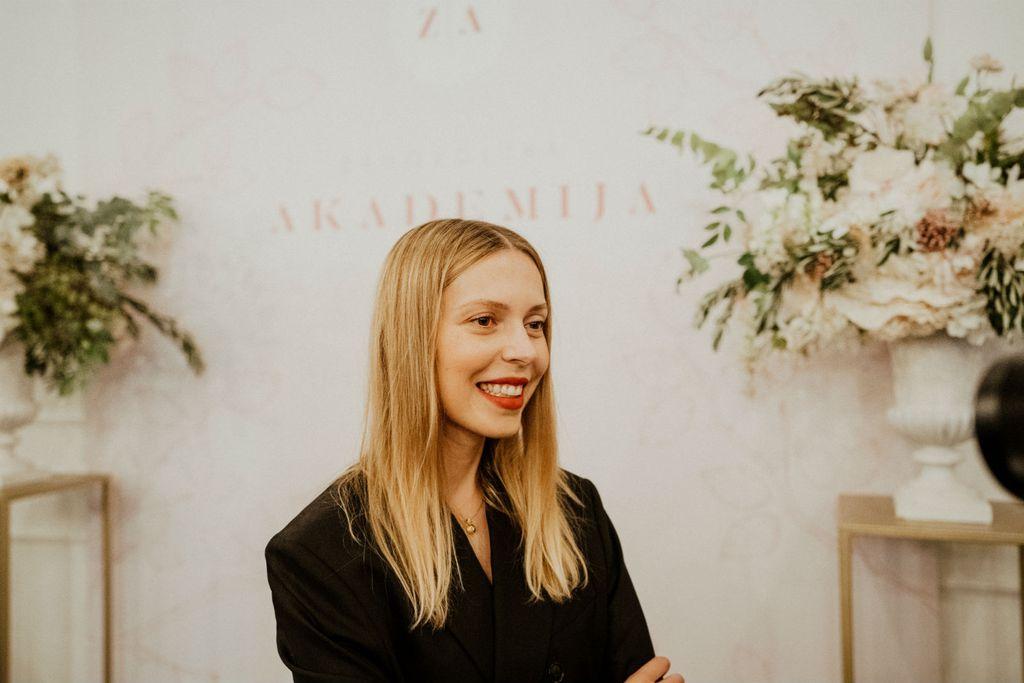 Make-up umjetnica Simona Antonović jedna je od mentorica