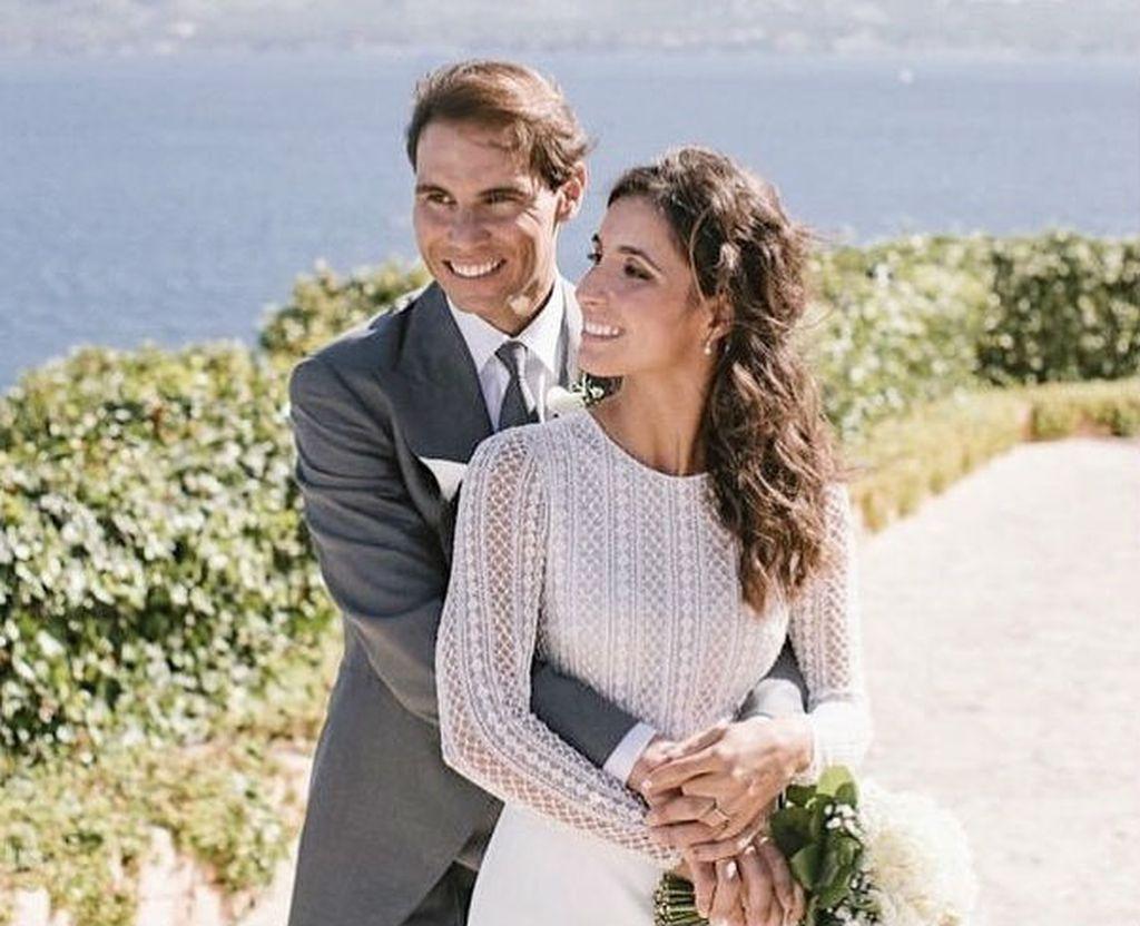 Rafael Nadal i Maria Francisca Perello