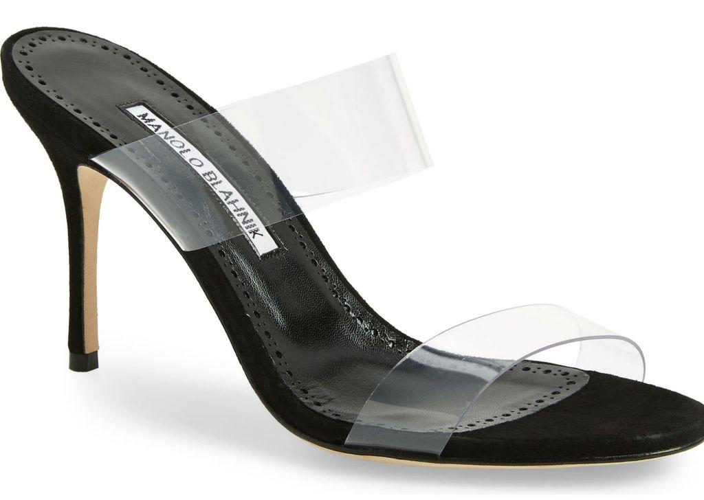 Manolo Blahnik sandale Scolto prodaju se po cijeni od oko 5000 kuna