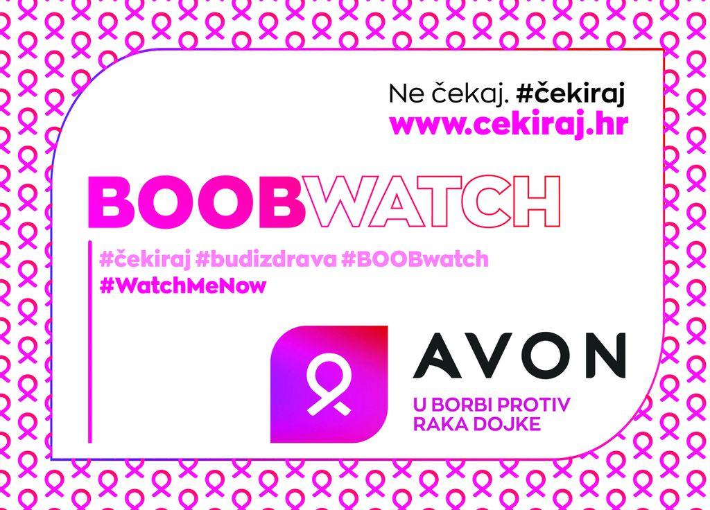 Avon #BOOBwatch - 2