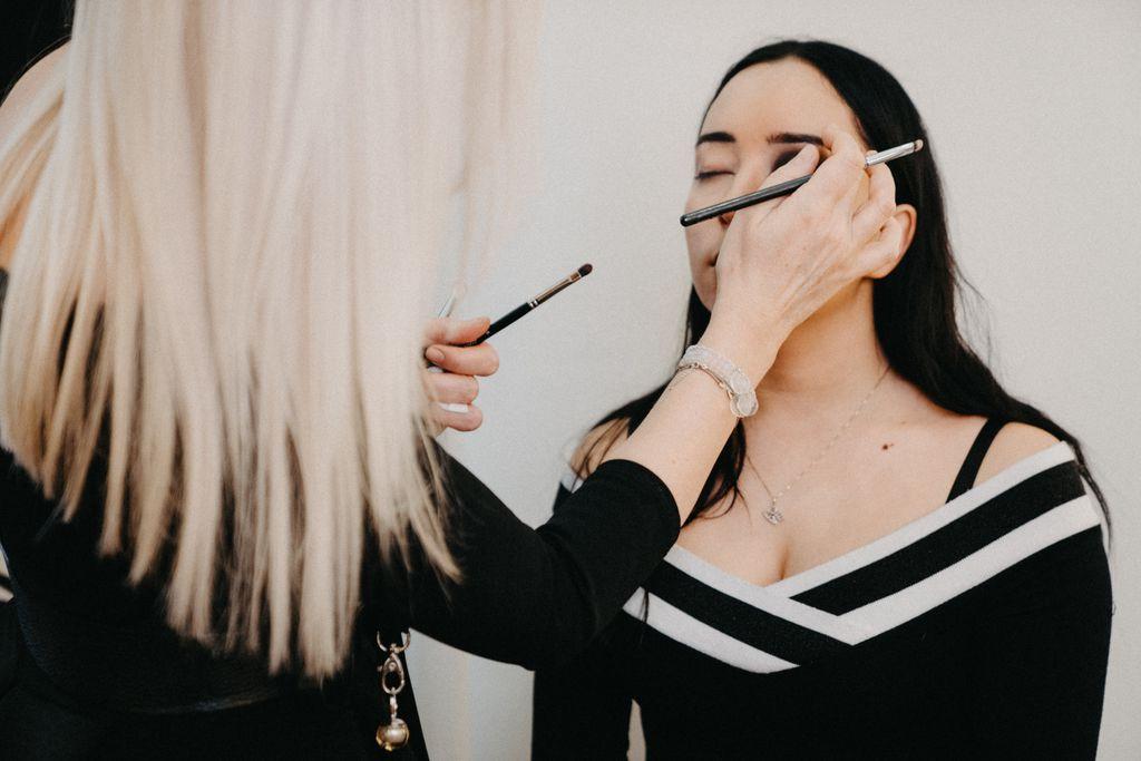 Edukacija u Make-up Učilištu Ministry of Beauty