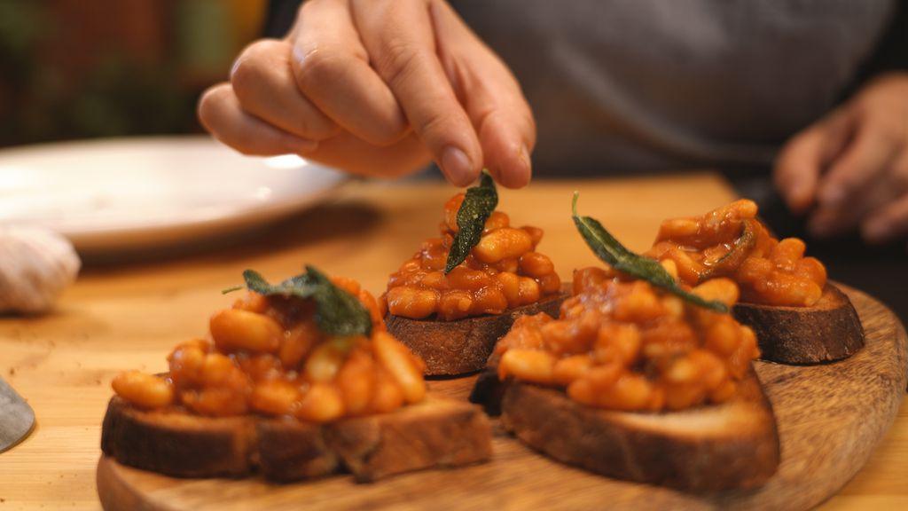 Master jela za 15 min: Fagioli all\'uccelletto - 4