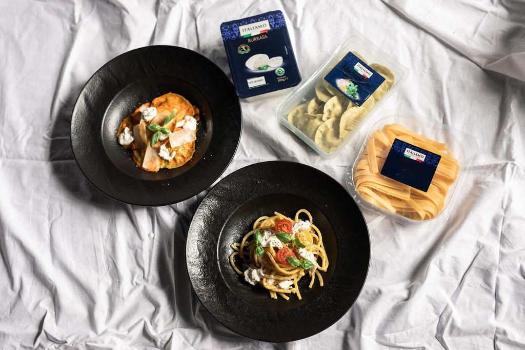 Burrata - tajni sastojak svake najkremastije tjestenine