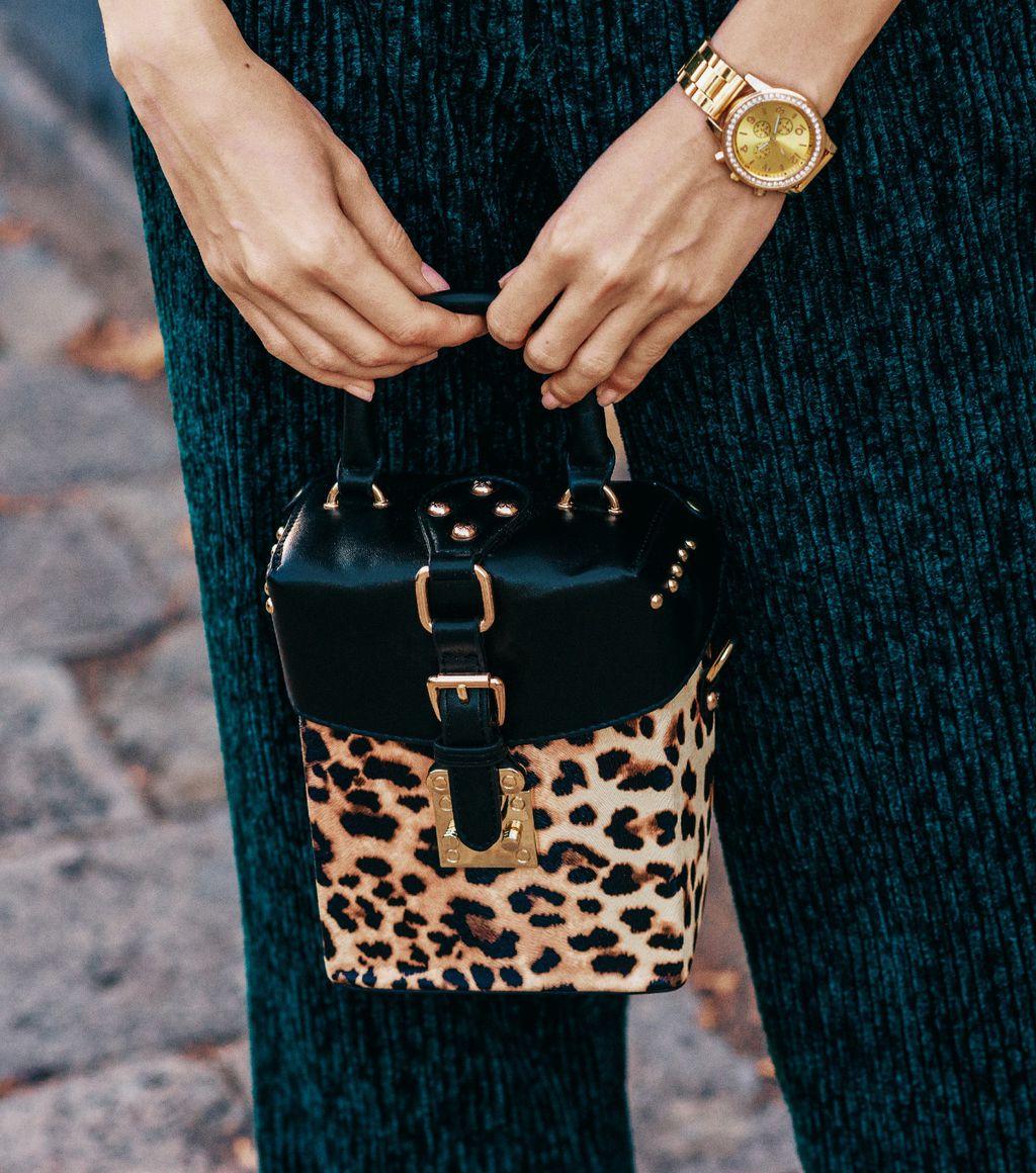 LAV - torba s leopardovim uzorkom