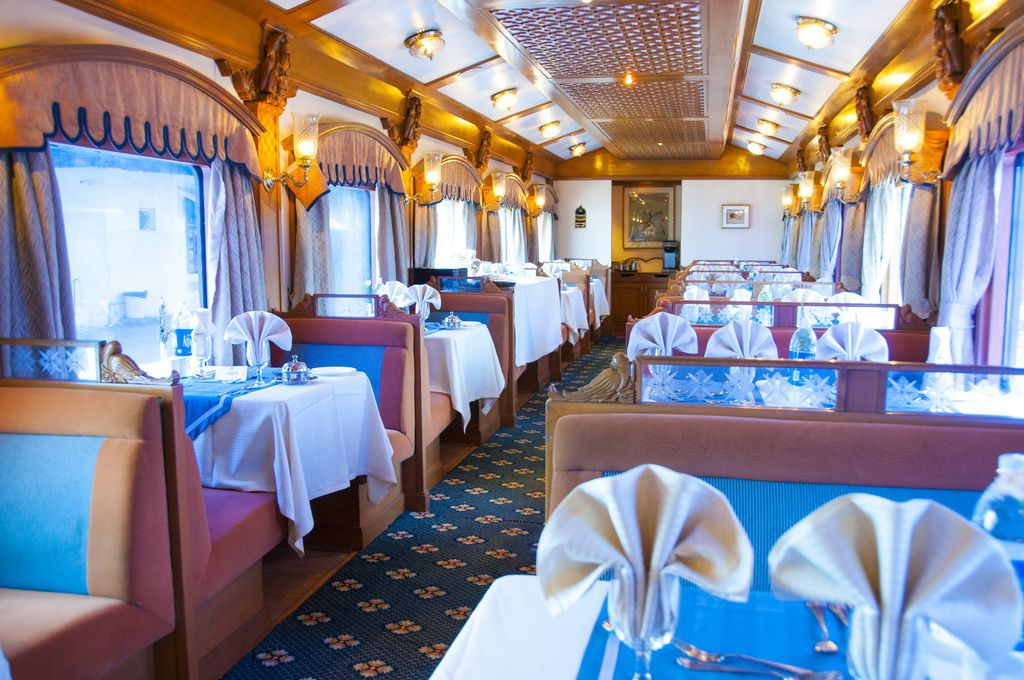 Vlak Deccan Odyssey