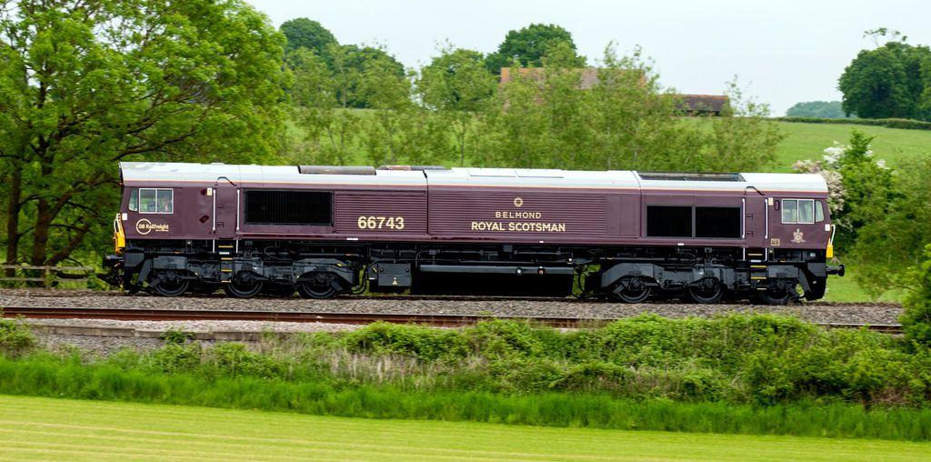 Vlak Royal Scotsman