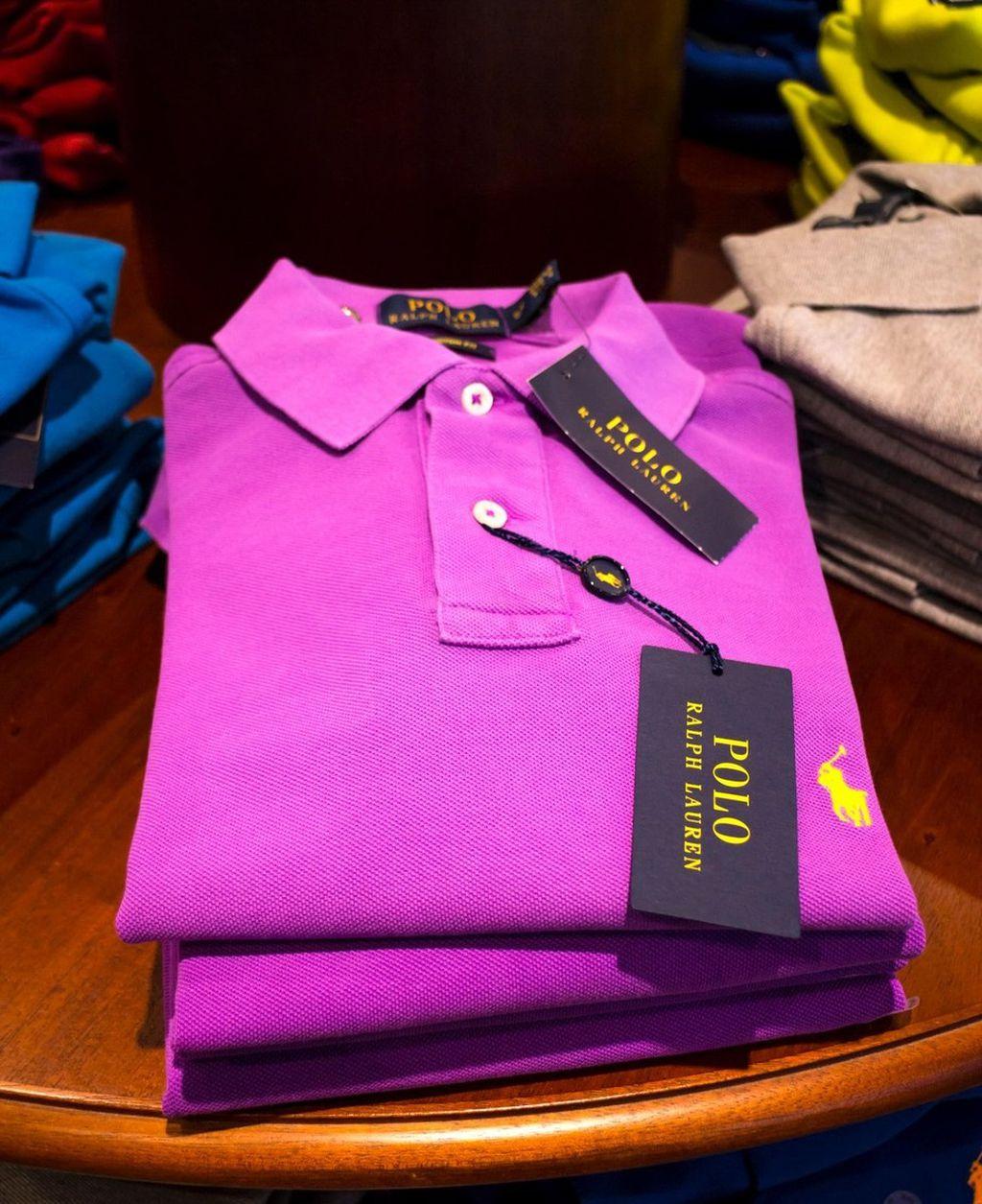 Polo majice dostupne su u velikoj ponudi boja