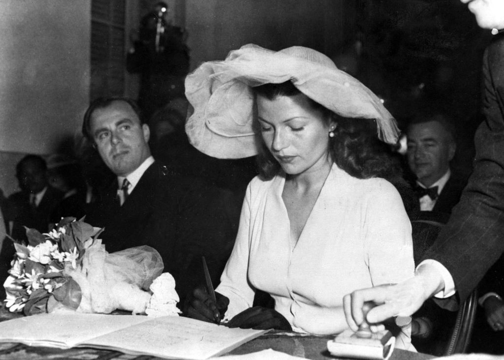 Rita Hayworth rođena je 17. listopada 1918. godine - 2