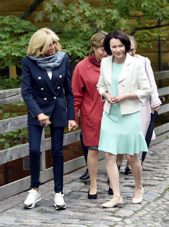 Brigitte Macron u obući u kojoj se prve dame jako rijetko viđa - 1