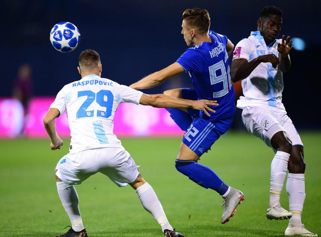 Detalj s utakmice Dinamo - Rijeka (Foto: Marko Prpic/PIXSELL)