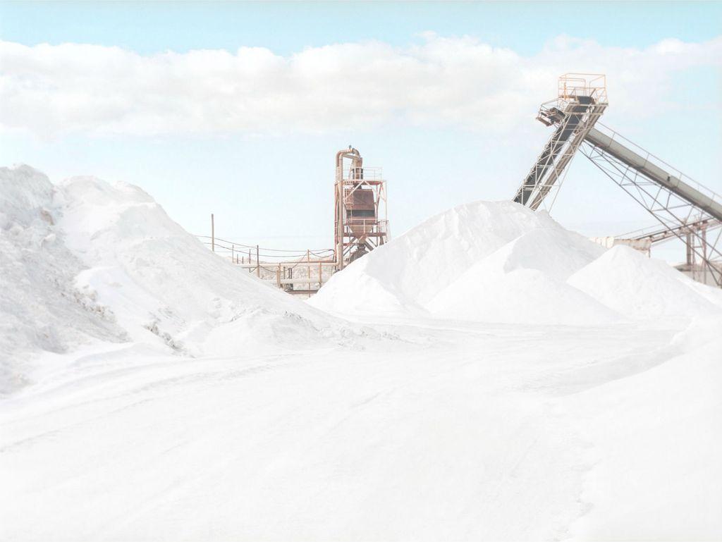 Polja soli u Australiji