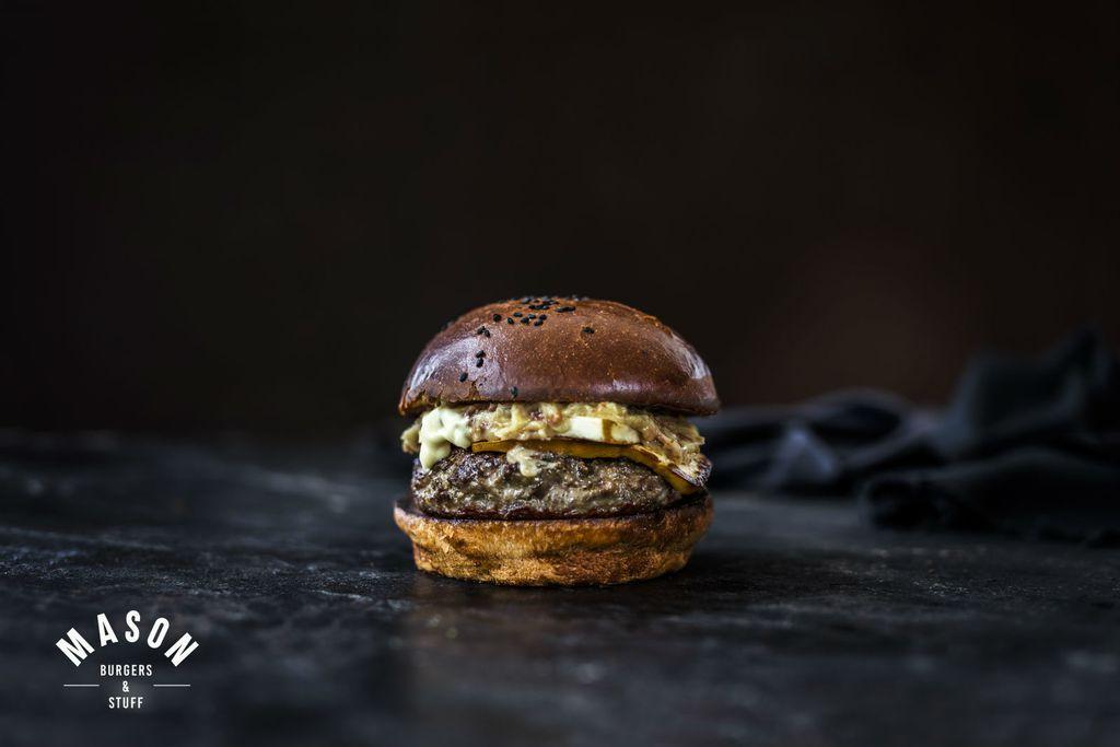 Dimljeni smoky Dolac burger