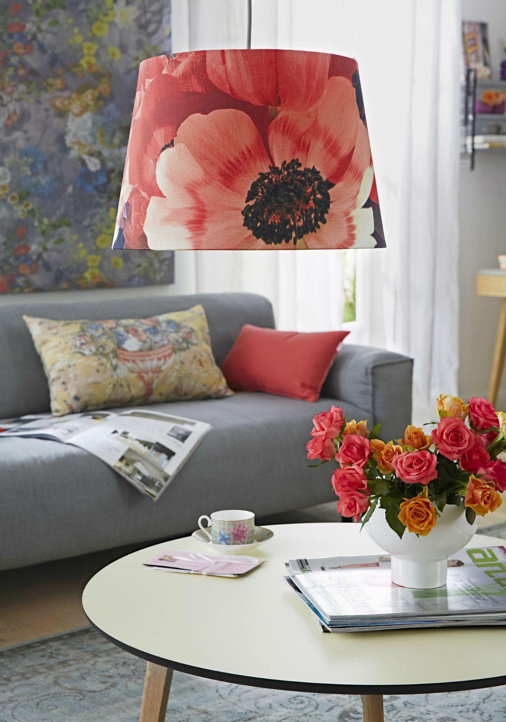 Predimenzionirano cvijeće je hit-uzorak za jesen kod uređenja interijera - 4