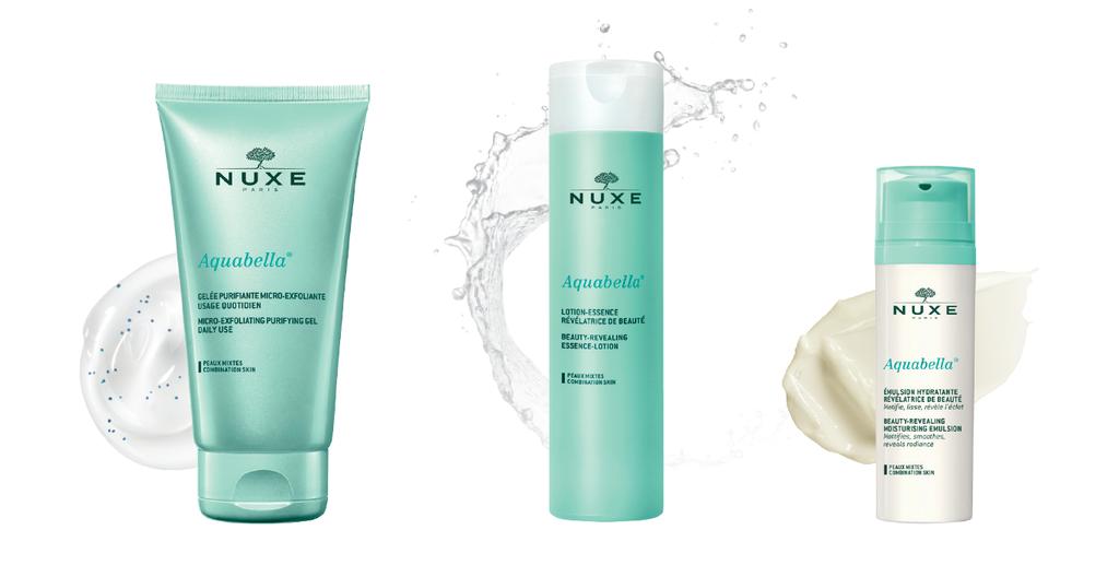 Nuxe je razvio novu liniju za mješovitu kožu