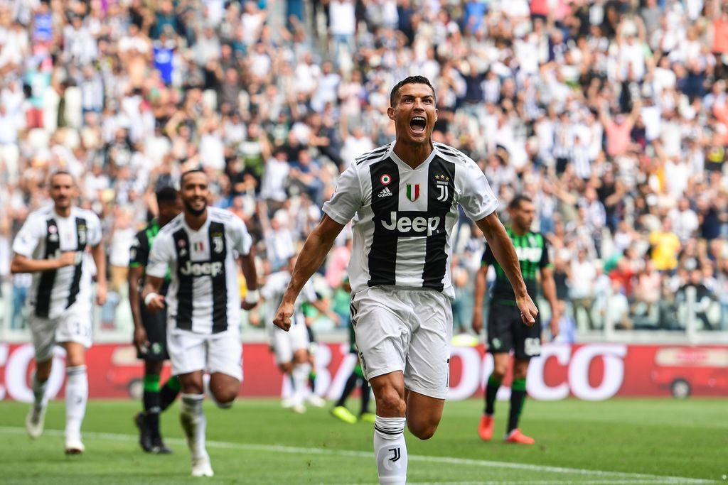 Cristiano Ronaldo (Foto: AFP)