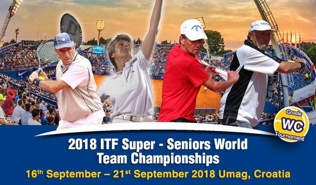 Svjetsko super-seniorsko prvenstvo u tenisu (Foto: GOL.hr)