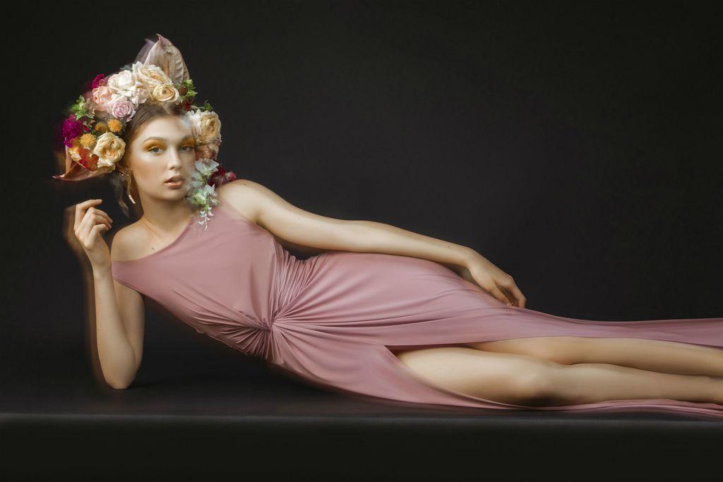 Kolekcija haljina za jesen dizajnerice Diane Viljevac - 2