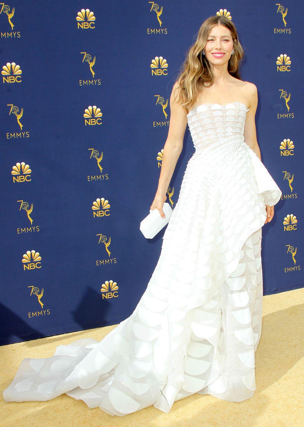 Jessica Biel na 70. dodjeli nagrada Emmy