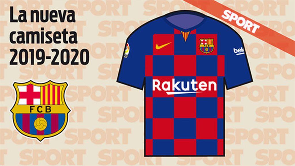Mogući novi dres Barcelone (Sport.es)