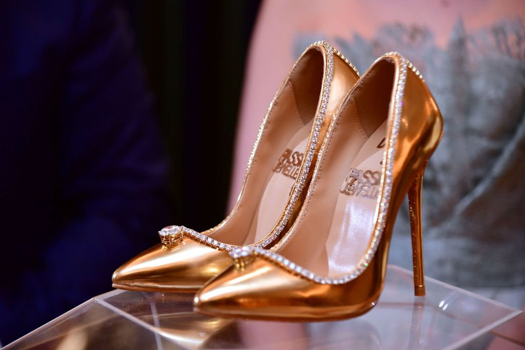 Najskuplje cipele na svijetu izložene su u Dubaiju