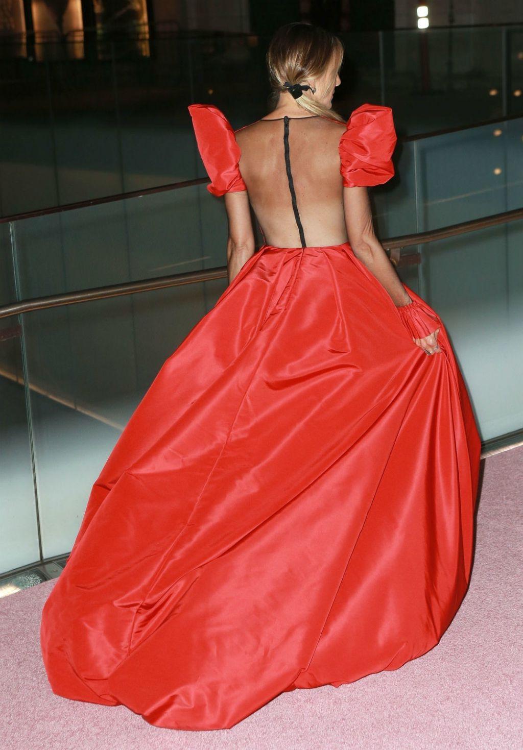 Sarah Jessica Parker u balskoj haljini na događanju New York City Ballet's Fall Fashion Gala - 1