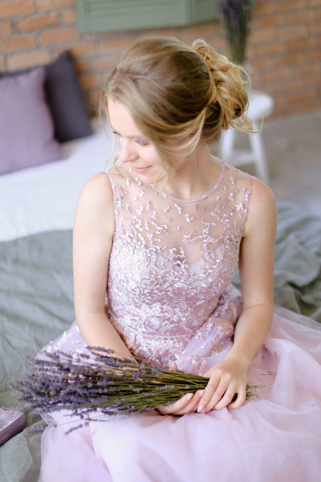 Ideje kako boju lavande uklopiti u vjenčanje - 2