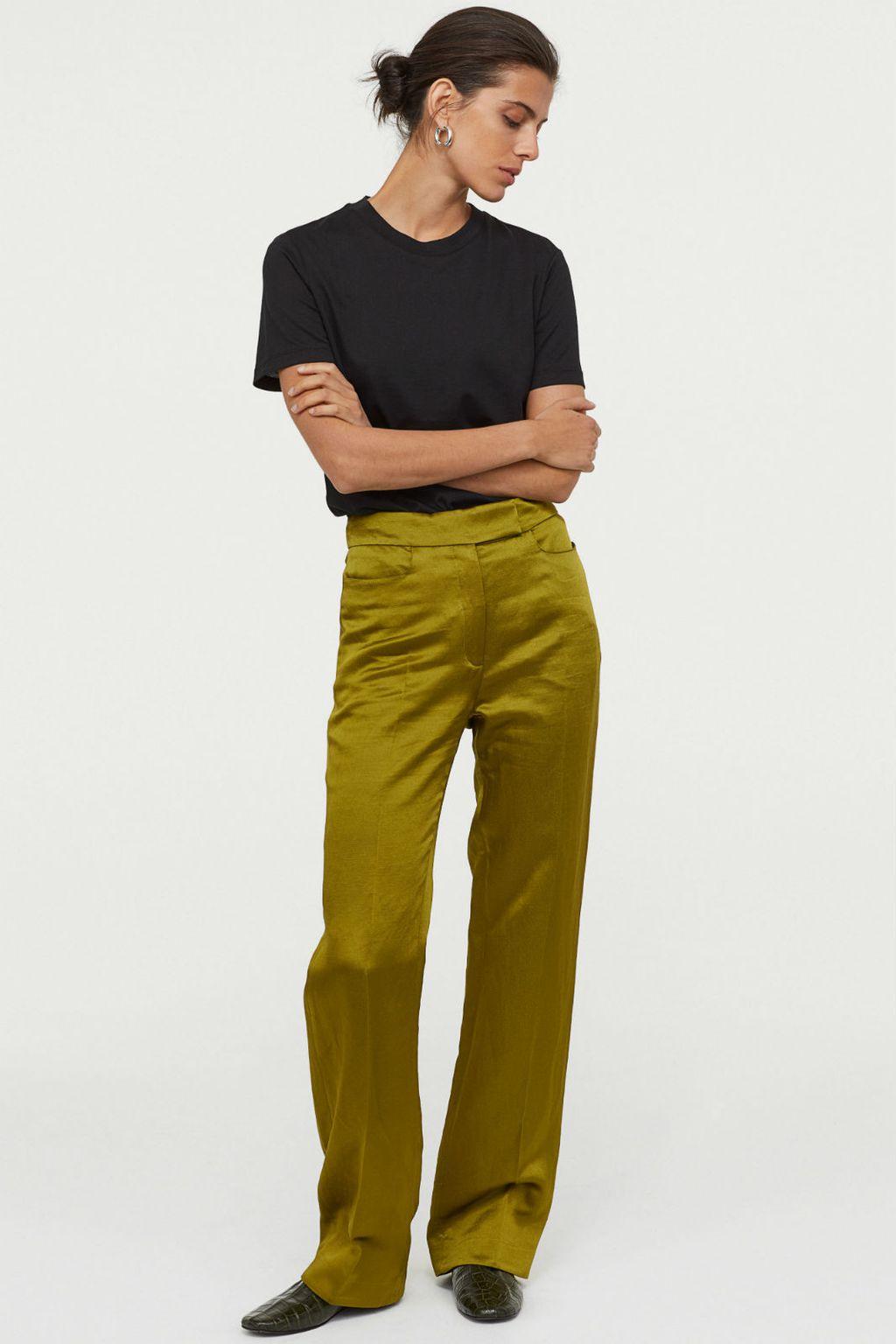 H&M hlače, 99 eura (737,40 kn)
