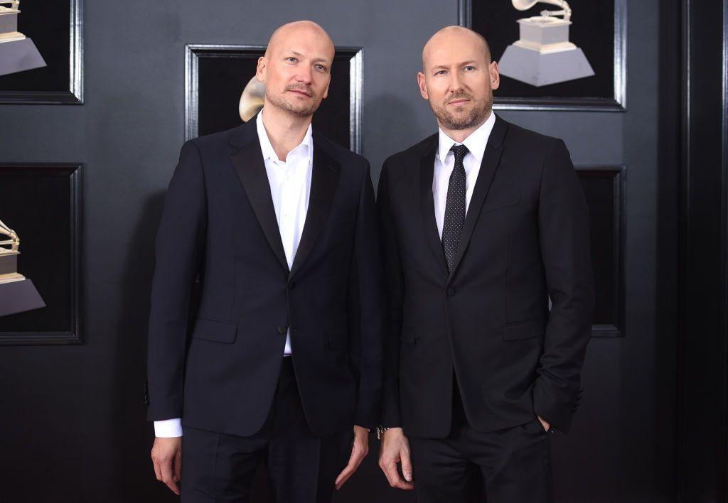 Mikkel Eriksen i Tor Hermansen, norveški producentski duo poznati pod imenom Stargate