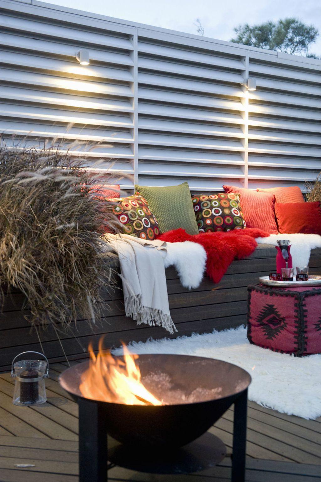 Jesenski ugođaj na terasi ili u vrtu